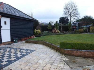 House to rent, Chipping Hill - Garden