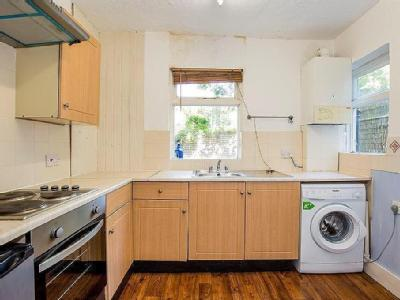 Flat for sale, Lorna Road - Garden