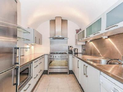 Flat for sale, Fitzroy Square - Patio