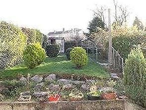 Dophin Court Road, Plymstock - Garden