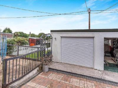 House for sale, Marina Road - Garden
