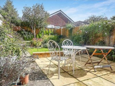 House for sale, Thornton Road - Patio