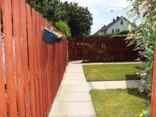 Flat for sale, Old Hall Road - Garden