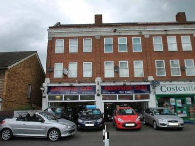 Kingshill Avenue Middlesex - Terrace