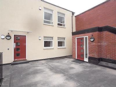 Bullring Court, central Wakefield, wf1