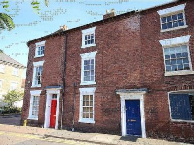 Sansome Place, Worcester, Worcestershire, Wr1