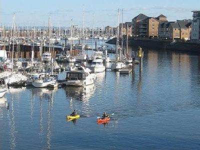 The Anchorage, River Walk, Penarth Marina