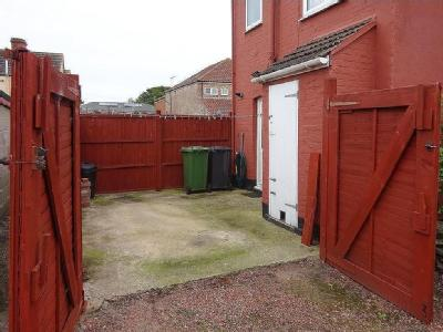 Moat Road, Great Yarmouth - Garden