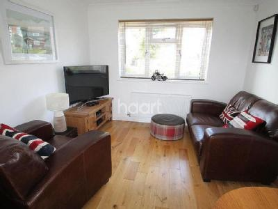 Flat for sale, Woodwell Road - Garden