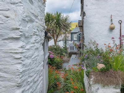 The Cottage, Dolphin Street, Port Isaac