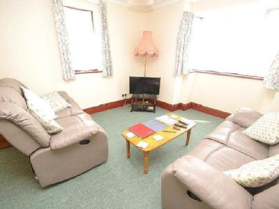 House to let, Poole - Garden
