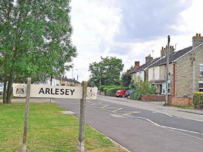 Station Road, Arlesey, Bedfordshire