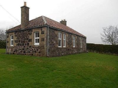 House to let, Leuchars, Ky16 - Garden
