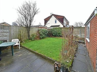 Westmeade, Maghull - Bungalow, Garden