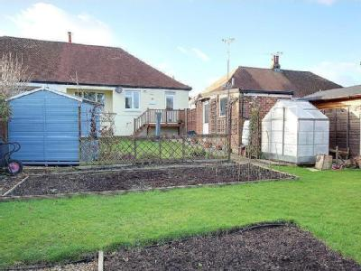 House for sale, Widley - Garden