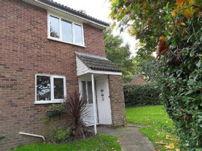 Pennine Close, Shepshed - Cul-de-Sac
