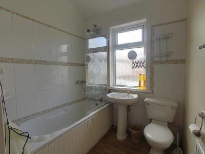 House to rent, Blackpool Fy4 - Garden