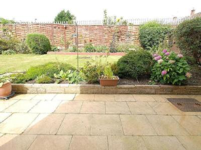Cranleigh Road, Hylton Castle - Patio
