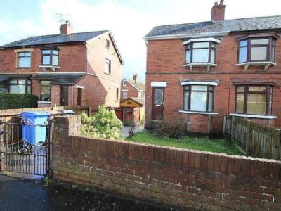 Ballysillan Road, North Belfast Bt14