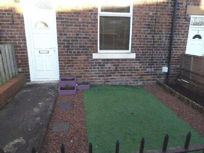 Edwin Terrace, Tyne And Wear - Garden