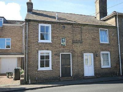 House to let, Back Hill, Ely - Garden