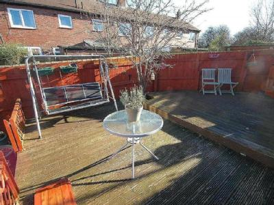 Newcastle Road, South Shields - Patio