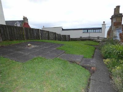 Abbey Wall Road, Pittenweem - Garden