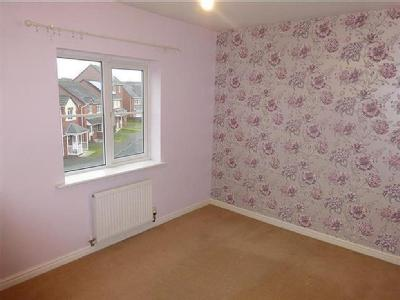 House to let, Trusley Brook - Garden
