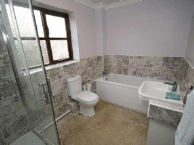 House for sale, Norwich Road - Patio