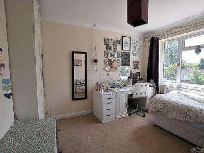 North Poulner Road - Double Bedroom