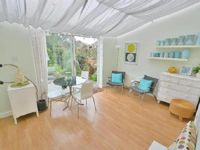 House for sale, Salterns Road - Patio
