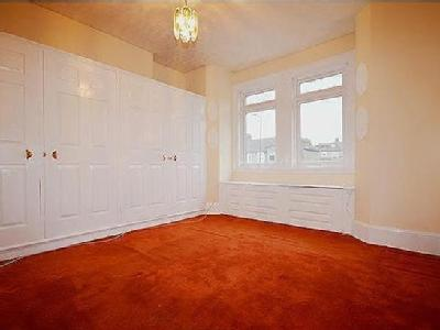 House to let, Baring Road - Garden