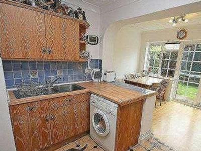 House for sale, Old Burrs - Fireplace