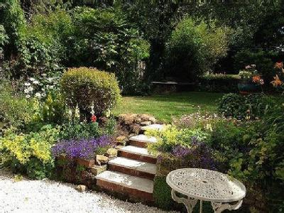 House for sale, Darnick Road - Garden