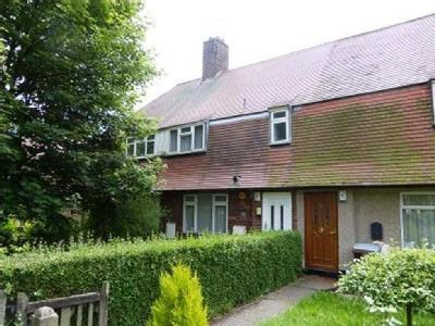 House to let, Hilcot Drive - Garden