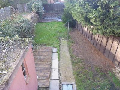 House for sale, Cowdall Road - Garden