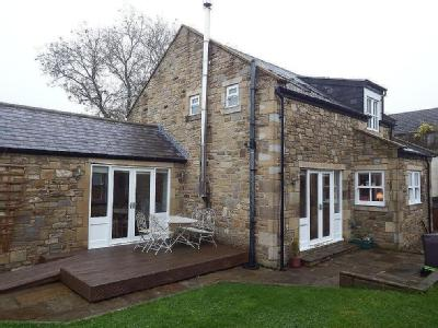 Sunny Bank Cottage, Satley - En Suite