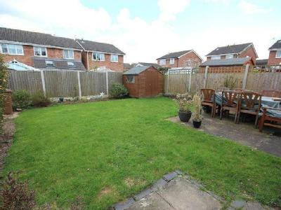 Sutton Avenue, Chellaston, Derby, Derbyshire, De73