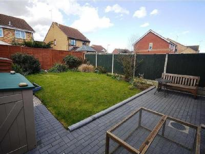 Blythe Way, Maldon, Essex - Garden
