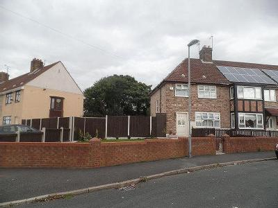Fairclough Road, Liverpool, For Sale By Auction 21st July 2016