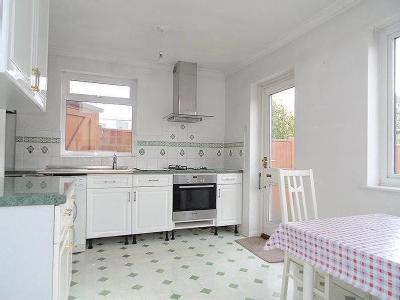 House for sale, Cantley Road - Garden