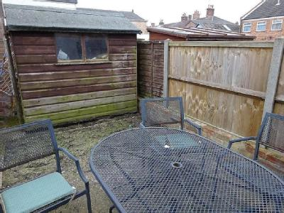 Stanley Road, Great Yarmouth - Garden