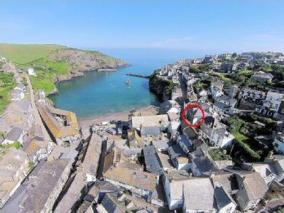 Flat, Stanley House, 22 Fore Street, Port Isaac