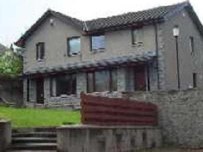 House to let, Woodside, Ab24 - Garden