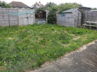 Gainsborough Drive, Selsey - Garden