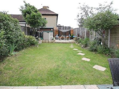 Caulfield Road, Shoeburyness - Garden