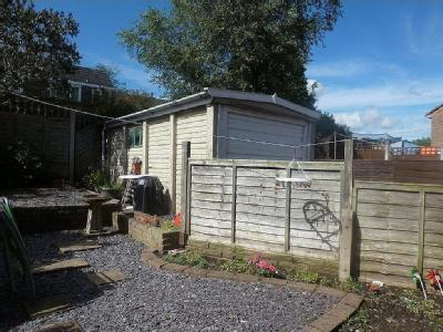 Tunnicliffe Drive Rugeley - Patio