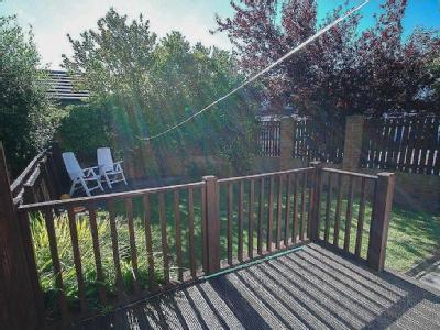 Parklands Court, Wardley - Patio