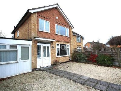 Saville Road, Blaby - Semi-Detached
