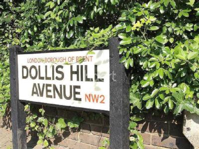 Dollis Hill Avenue, Nw2 - Garden